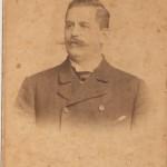 Kapetan luka Kovačević rođ.1868 Čikatića selo