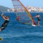 Viganj windsurfers
