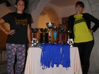 Volonterke Ines i Željana Zokić dijelile su medalje i trofeje